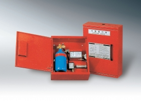 NK TECH  - IG100 AND CO2 EXTINGUISHING SYSTEM (KOREA)