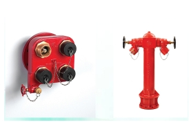 AE OUTDOOR HYDRANT/BREECHING INLETS (SINGAPORE)