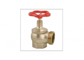SYNERGY RIGHT ANGLE VALVE, BRASS (CHINA)